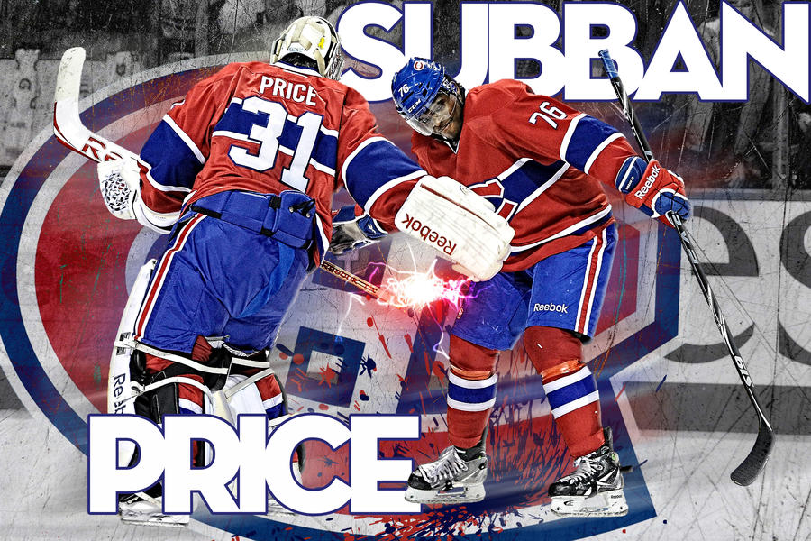 Carey Price and PK Subban by shizzle68 ...