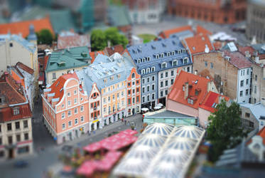 Charming Riga by LukaszCzun