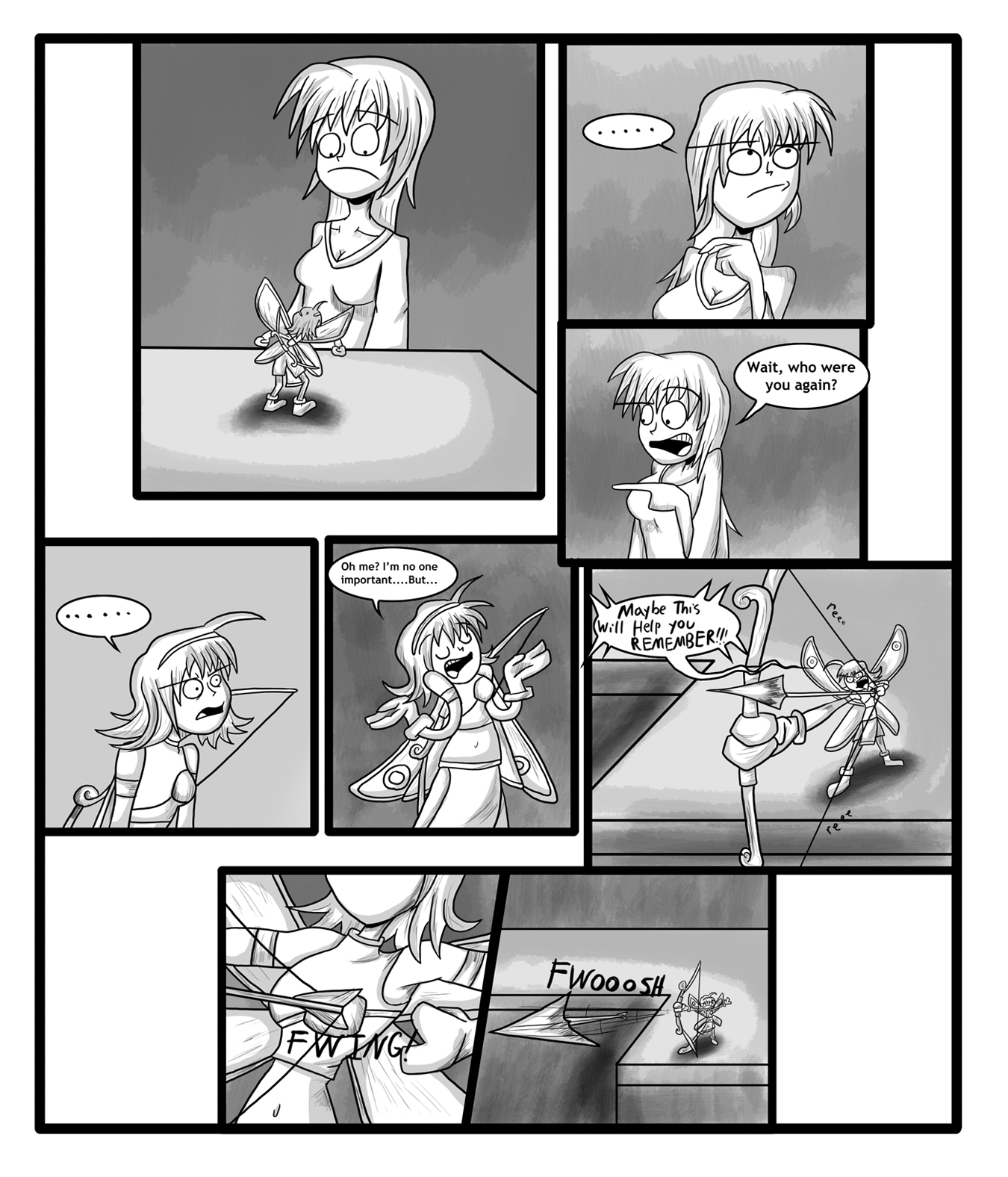 Collab: Lexia Vs. Sharia Pg. 2 By Drakithu On DeviantArt