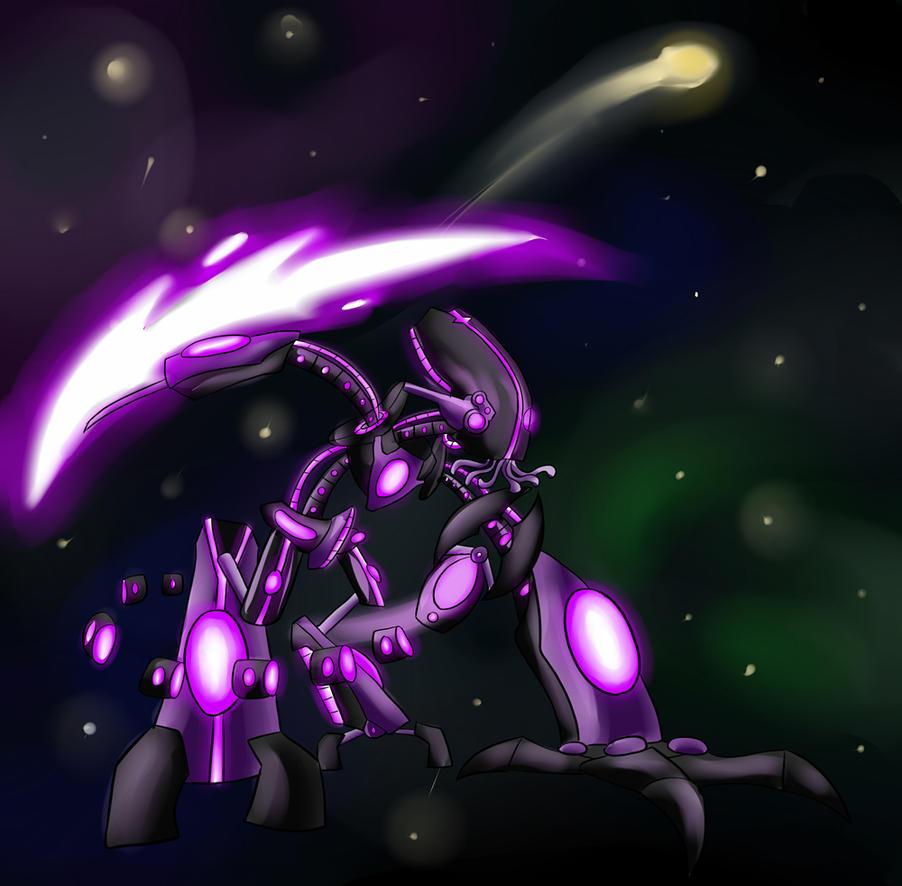 Space Oddity by Drakithu