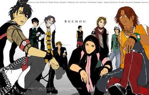 Buchou_Poster by marourin