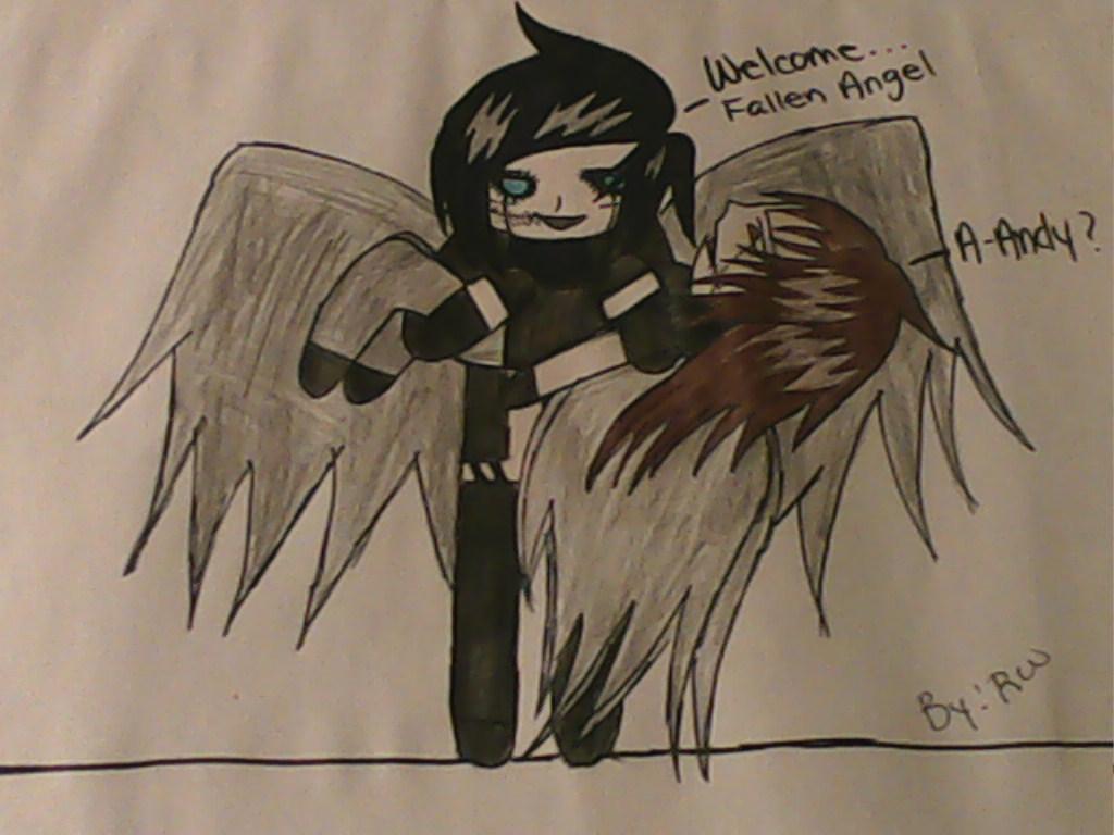 image Angel fallen welcome home