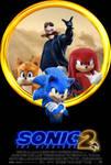 Sonic Movie Poster #4