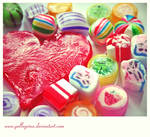 candy love by pellegrina