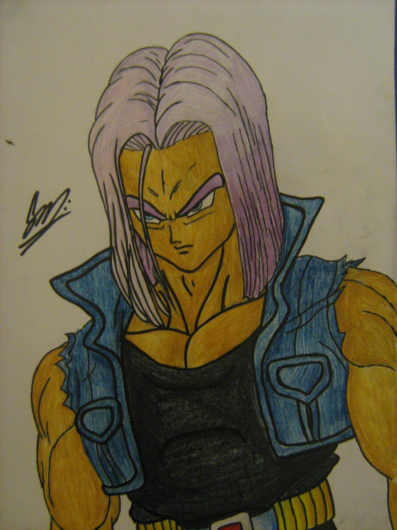 future trunks(bojack unbound) by sheamusbyrne on DeviantArt