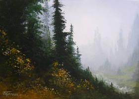Into the Fog by artsyone39