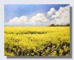 Prairie Gold by artsyone39