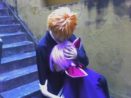 I won't let you go... by Mi-Yuuki