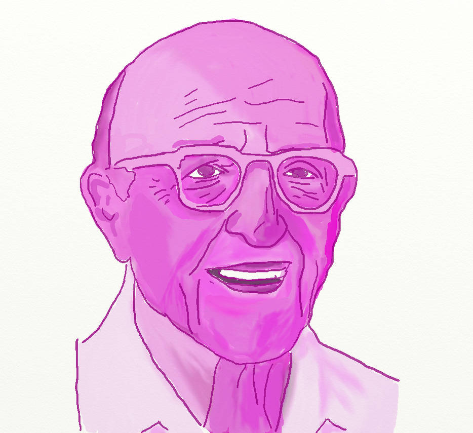Carl Rogers by AlexDiet on DeviantArt