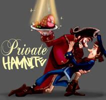 [Scarftain] Private Ham-Nite
