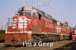 GP30 Meme