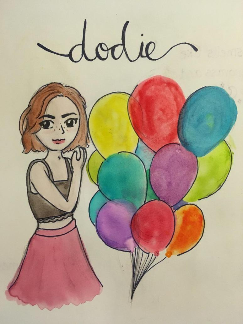 Dodie by AnnoyingDoge7