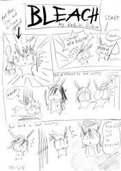 mini Douji:Bleach by Rukia I by salzraender