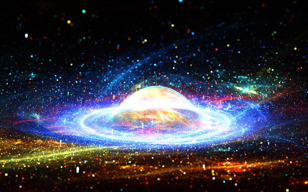 Neutron Star Blast by gom3z