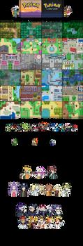 Pokemon Solar Light and Lunar Dark Demo 5.0