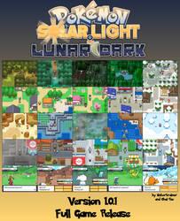 Pokemon Solar Light and Lunar Dark Full Game