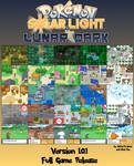 Pokemon Solar Light and Lunar Dark Full Game