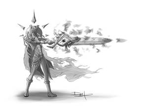 Slayer sketch