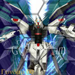 Gundam on Paint.Net