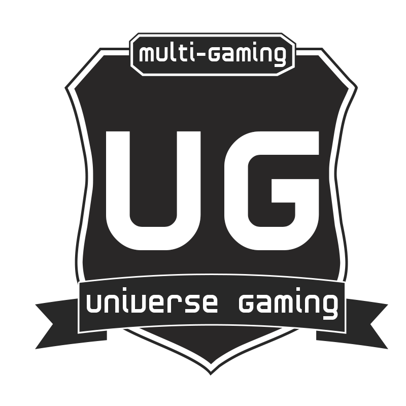 Universe Gaming Logo by ayman-b001