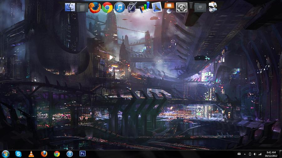 Desktop on December 4, 2012