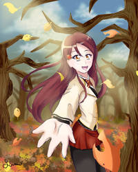 Autumn Riko by Ann10158