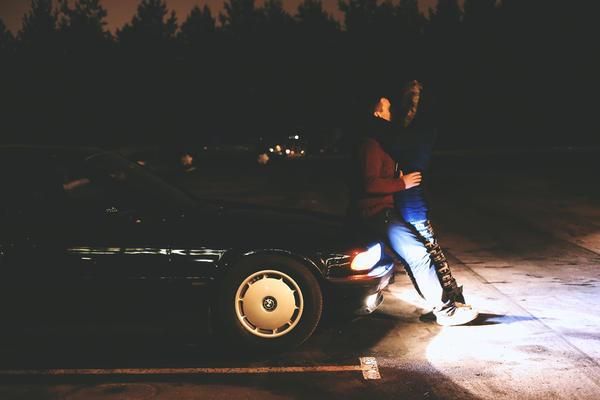 night ride. by Filterama