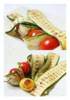 grilled vegetable by topinka