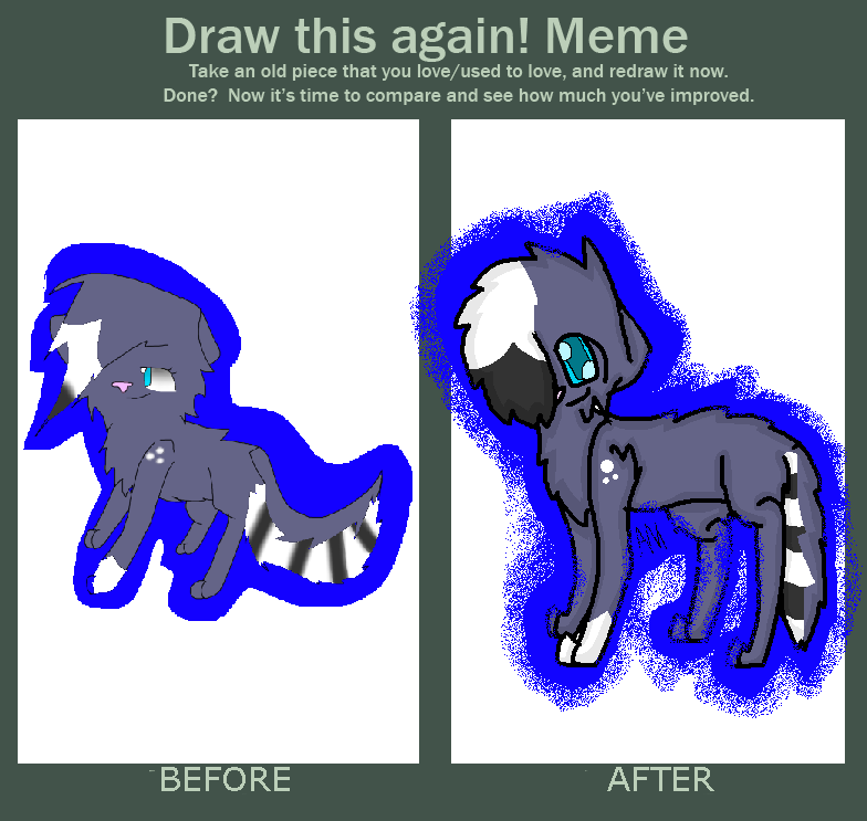 draw this again meme template - draw it again meme by poisonthekitty on deviantart
