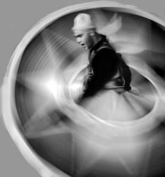whirling by Olga-Zervou