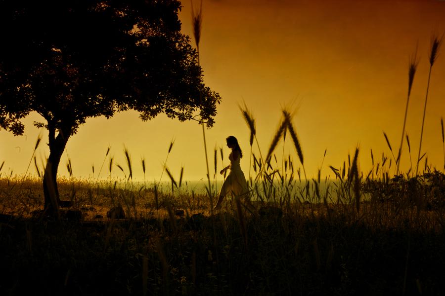 When The Trees Sing by Olga-Zervou