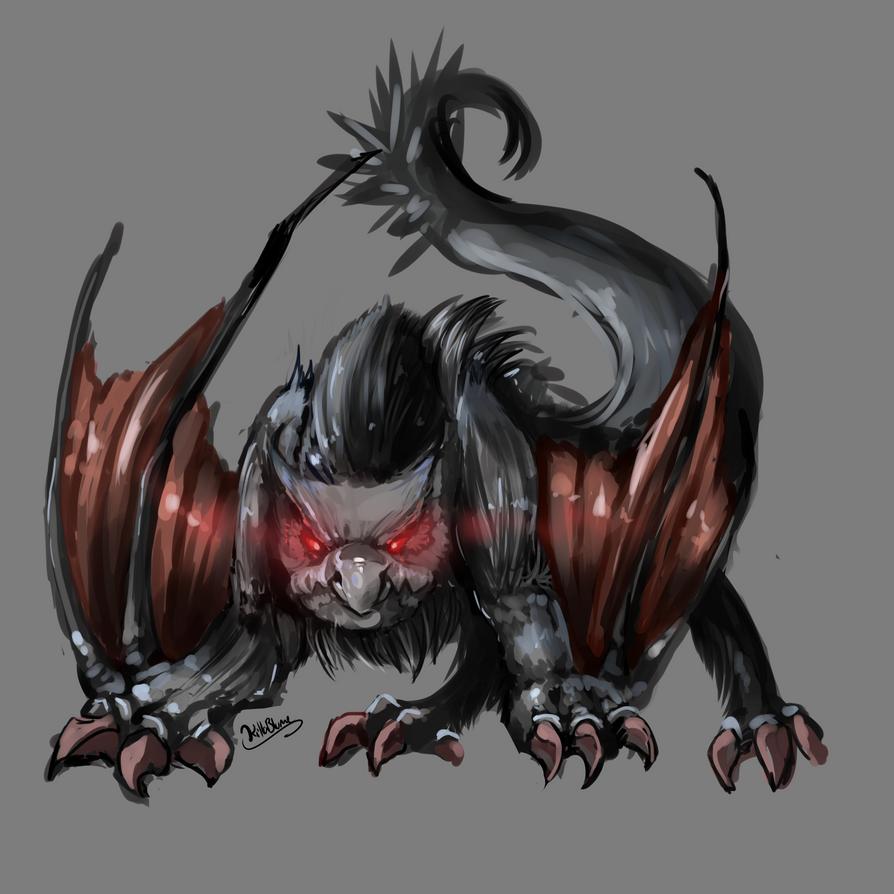 Nargacoogah by KillerBlume