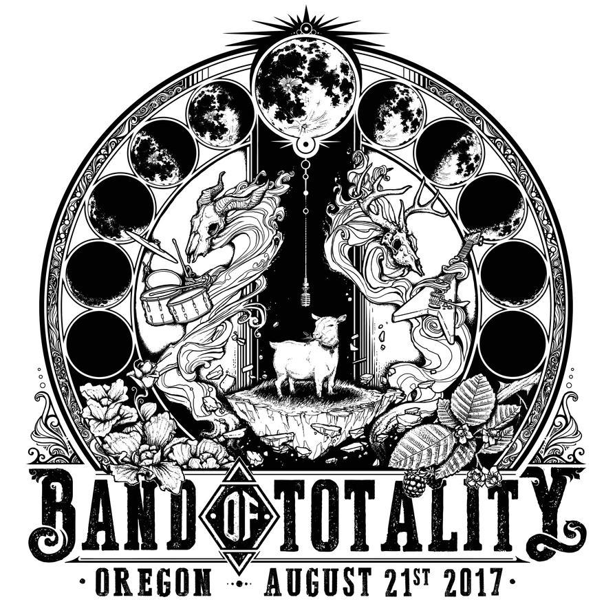 Band of Totality by ryanjpedersen