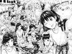 Modern Day Ghibli Girls