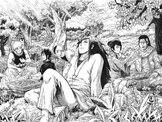 Madara's New Beginning by minhquach94