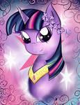 The Spark in Twilight's Eye by Animechristy
