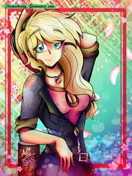 Denim Country Applejack by Animechristy