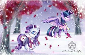 4 Seasons: Winter by Animechristy