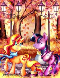 Autumn Stroll by Animechristy