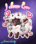 I choose Ewe, Wooloo!