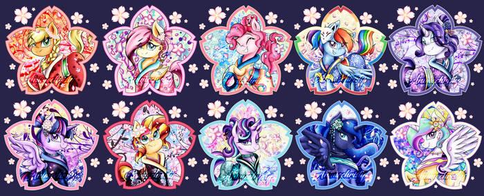MLP Sakura series