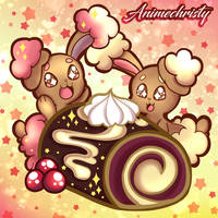 Buneary Cake Roll