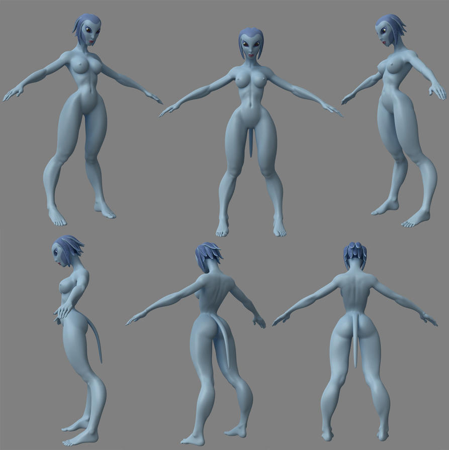 3d alien girl hentai galleries