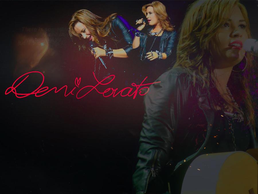 demi lovato wallpaper. Wallpaper Demi Lovato 2010 by
