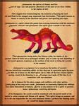 The book of Epitemnein: Fire Spirit.