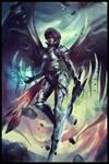 ARCHON: Vesudah, Archangel of the Infinite