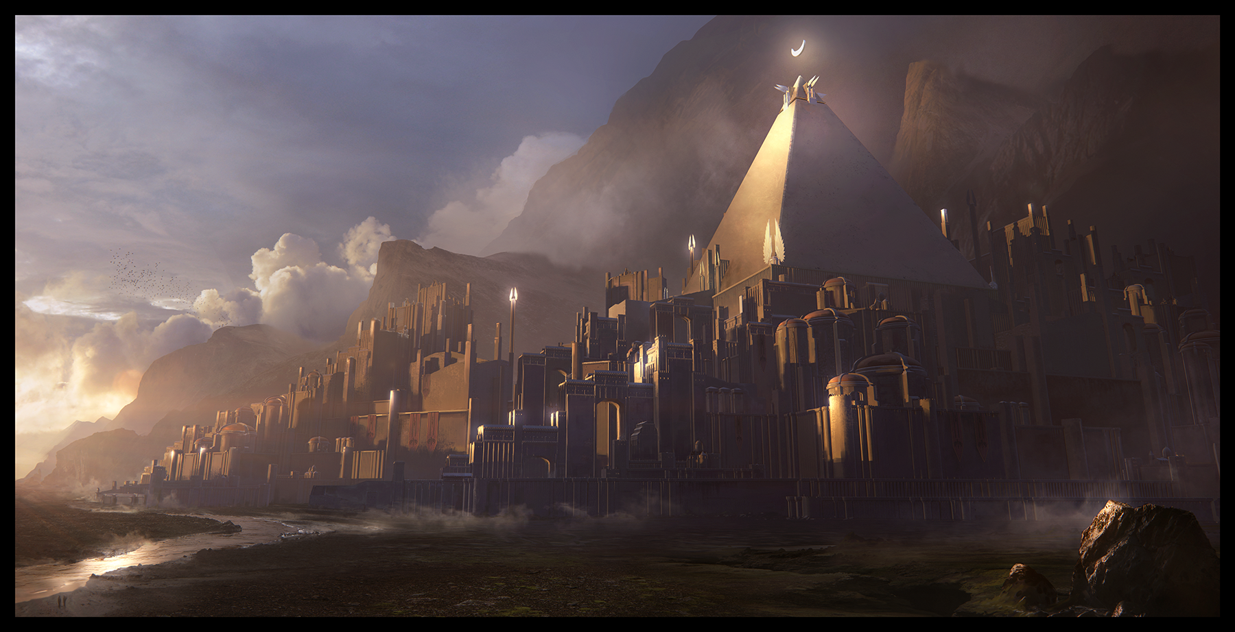 ARCHON: Lithe - Fortress of the Seraphim