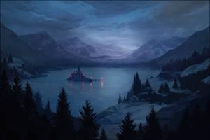 ARCHON: Samsara's Diamond Isle