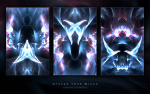 Spread Your Wings by JLarenART