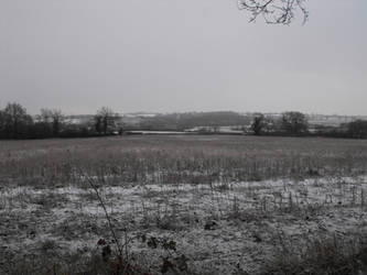 Snowy Fields by Mystic-Photography